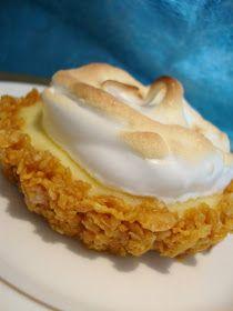 Viens te faire plaisir: Tarte aux Corn flakes Desserts With Biscuits, Corn Flakes, Peanut Butter, Deserts, Gluten, Pie, Pudding, Recipes, Images