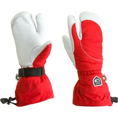 Hestra Heli 3-Finger Glove Ski Club, Snow Wear, Ski Racing, Ski And Snowboard, Winter Accessories, Snow Boots, Skiing, Gloves, 3 Online