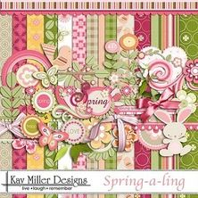 """Photo from album """"Spring a Ling"""" on Yandex. Digital Scrapbook Paper, Digital Paper Free, Printable Scrapbook Paper, Printable Paper, Digital Papers, Free Printable, Scrapbook Designs, Scrapbook Supplies, Diy And Crafts"""