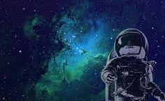 space man ..