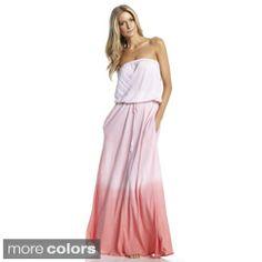 strapless sundresses for women   ... Overstock.com: Buy Casual Dresses, Party Dresses, & Sundresses Online