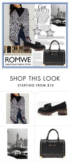 """ROMWE"" by damira-dlxv ❤ liked on Polyvore featuring Whiteley"