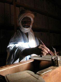 Chingetty scholar    Mauritania