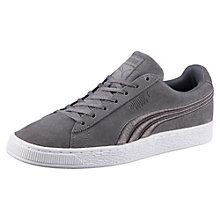 Suede Classic Badge Sneakers