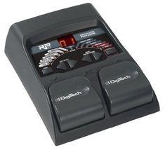DigiTech RP55 Multi-Effects Processor #Guitar #Pedal, Guitar Tuner, Drum Machine