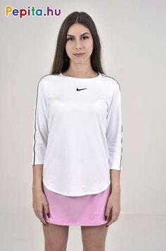 Nike, Blouse, Long Sleeve, Sleeves, Tops, Women, Fashion, Moda, Long Dress Patterns
