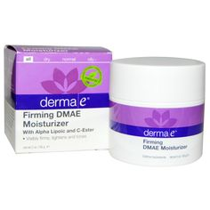 Derma E, Firming DMAE Moisturizer, with Alpha Lipoic and C-Ester, 2 oz (56 g) - iHerb.com