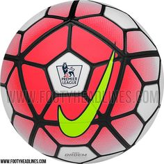 Nike Ordem 15-16 Premier League Ball Leaked - Footy Headlines