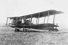 GERMAN AIRCRAFT FIRST WORLD WAR (Q 67219)   Gotha G.V heavy bomber.