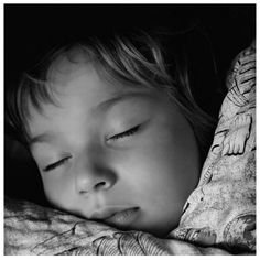 Getting children to sleep … peacefully.