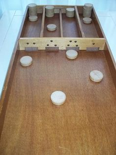 Sjoelbak.....Shuffle Board.....have one!