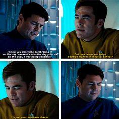 Star Trek Beyond   Kirk & Bones