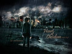 Heart Of Obsidian by Dark-Voices.deviantart.com on @deviantART