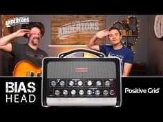 Positive Grid BIAS Head 600W