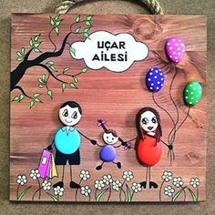 Diy Bottle, Bottle Crafts, Diy Clay, Clay Crafts, Art For Kids, Crafts For Kids, Cactus Ceramic, Wooden Key Holder, Rock Painting Designs