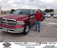 https://flic.kr/p/AmKR5r | #HappyBirthday to Jerry from David Jones at Huffines Chrysler Jeep Dodge Ram Lewisville! | deliverymaxx.com/DealerReviews.aspx?DealerCode=XMLJ