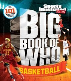 Big book of who : basketball