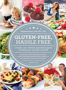 """Marlisa Brown's new book, """"Gluten-Free, Hassle-Free, Second Edition,"""" is Out!"""