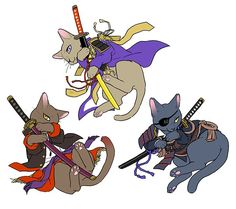 【刀剣乱舞】刀剣たちを猫化(長谷部・倶利伽羅・光忠)【とある審神者】 : とうらぶ速報~刀剣乱舞まとめブログ~