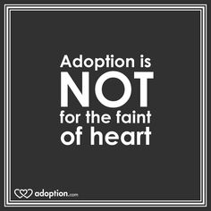 Well, this is the truest thing I have ever read. From @adoption.