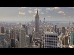 Touch the Sky: the most impressive skylines in the Global Village , NEW YORK CITY , USA