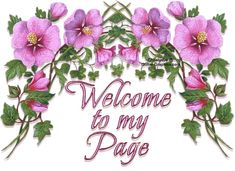 Welcome to my page.. Hope u find something that will help u complete ur page.