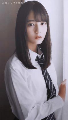 School Uniform Girls, High School Girls, Cute Japanese, Japanese Girl, Classy Women, Classy Lady, Girl Face, Cute Girls, Hair Beauty