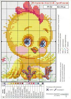 Cross Stitch Animals, Cross Stitch Flowers, Counted Cross Stitch Patterns, Cross Stitch Designs, Beading Patterns, Embroidery Patterns, Critters 3, Little Critter, Little Birds