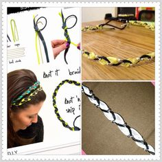 DIY headbands :)