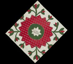 Philadelphia Museum of Art - Collections Object : Quilt Block