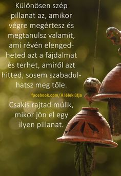 ...csakis rajtad múlik...♡ Ekhart Tolle, Affirmation Quotes, Staying Positive, Positive Thoughts, Happy Life, Affirmations, Motivational Quotes, Life Quotes, Wisdom