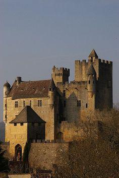 Château de Beynac, Dordogne - France.