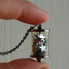 Wish star necklace!