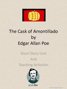 "Irony in ""The Cask of Amontillado"" by Edgar Allan Poe at EssayPedia ..."
