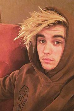 Justin Bieber wearing  Electric Pope Hoodie