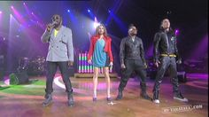 The Black Eyed Peas. The time. Dirty Beat. 2011