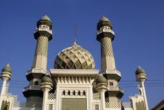Malang Indonesia, mosque