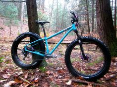 On Review: Advocate Cycles Watchman Fat Bike