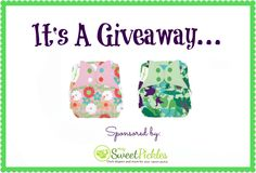 *NEW* Bumgenius 4.0 Pocket Cloth Diaper Prints Giveaway (My Sweet Pickles and My Cloth Diaper Stash)
