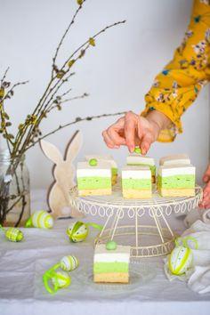 Polish Desserts, Polish Recipes, Ukrainian Desserts, Easter Recipes, Dessert Recipes, Mousse, Homemade Cakes, Happy Easter, Ale