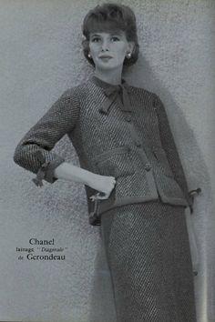 1959 - Chanel suit