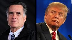 awesome Did Trump need an apology from Romney?