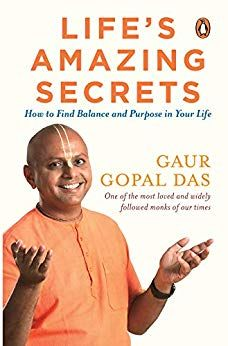 While navigating their way through Mumbai's horrendous traffic, Gaur Gopal Das and his wealthy young friend Harry get talking, delving into concepts ranging from the human condition to finding one's purpose in life and the key to lasting happiness. Books To Buy, New Books, Books To Read, Finding Purpose, Life Purpose, Life S, Book Of Life, Buying Books Online, Human Condition