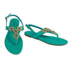 a121096570d61 Womens Jeffrey DShades-07 Women s Sandals  Aqua 6 ( 11) ❤ liked on Polyvore  featuring shoes