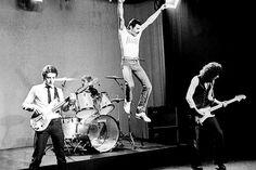 Queen in May 1980 Photo by Chris Hopper John Deacon, The Game Albums, Queen Videos, Queen Ii, Queens Wallpaper, Roger Taylor, Queen Photos, Somebody To Love, Queen Freddie Mercury