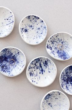 Ring dishes, Julia Kostreva Shop