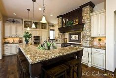 tuscan-kitchen. Yes please.