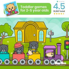 Our app for iPad has 15 pre-k activities for toddlers that will help your baby develop basic skills like hand eye coordination, fine motor, logical thinking and visual perception. Toddler Games, Games For Toddlers, Educational Apps For Toddlers, Logic Games For Kids, Pre K Activities, Pre Kindergarten, Fine Motor, Perception, Platforms