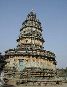 "The temple of the Shringeri Math (Sringeri Mutt) ,Karnataka, one of the ""Pithams"" associated with the teachings of Shankaracharya"