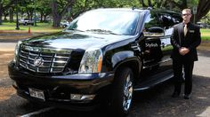 Stylish Royal Hawaiian Limousine Services.